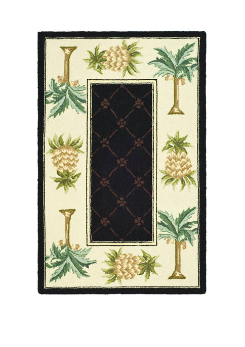 Chelsea Palm Tree Area Rug Collection