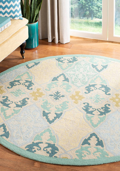 3 ft 9 in x 5 ft 9 in Chelsea Multi Colored Area Rug Collection