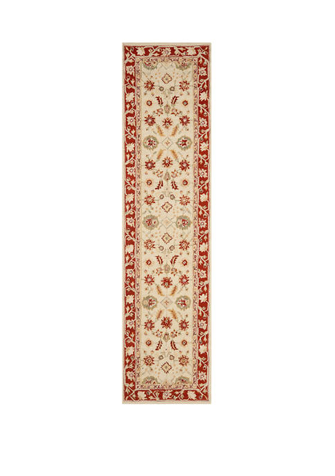 2 ft 6 in x 10 ft Chelsea Wintery Area Rug Collection