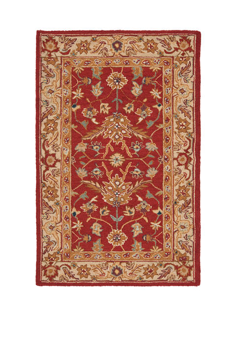 Chelsea Kaashan Area Rug Collection