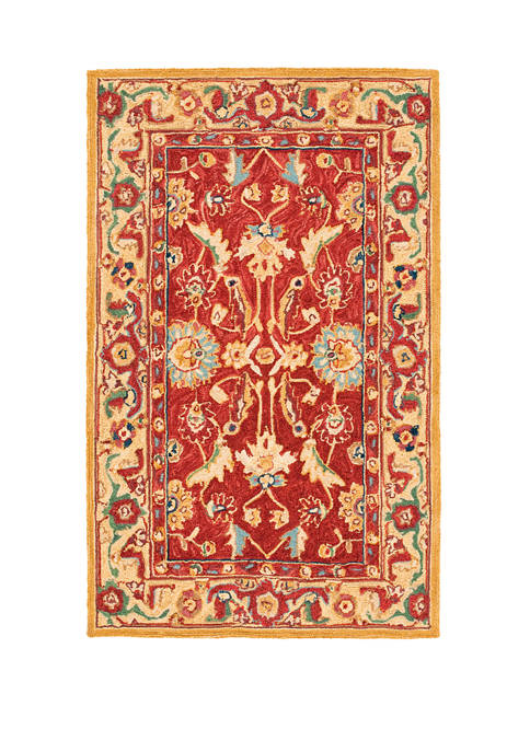 Chelsea Cranmore Floral Area Rug Collection
