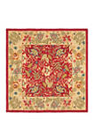 Chelsea Modern Floral  Area Rug Collection