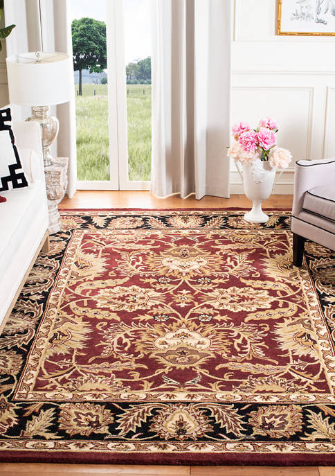 Safavieh Classic Jaipur Gold Area Rug Collection