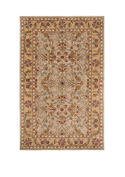 Classic Handmade Heritage Area Rug Collection
