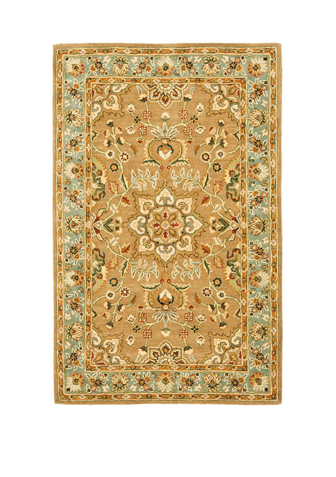 Safavieh Classic Heirloom Beige Area Rug Collection