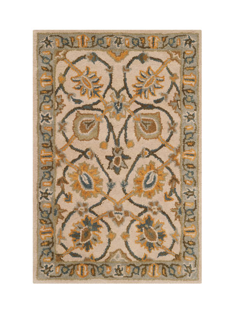 Safavieh Classic Wool Area Rug Collection