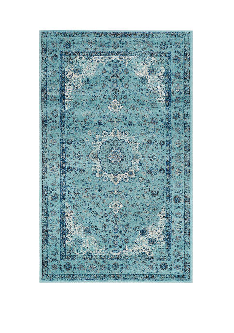 Evoke Oriental Traditional Area Rug Collection