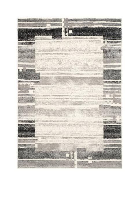 Evoke Abstract Area Rug Collection