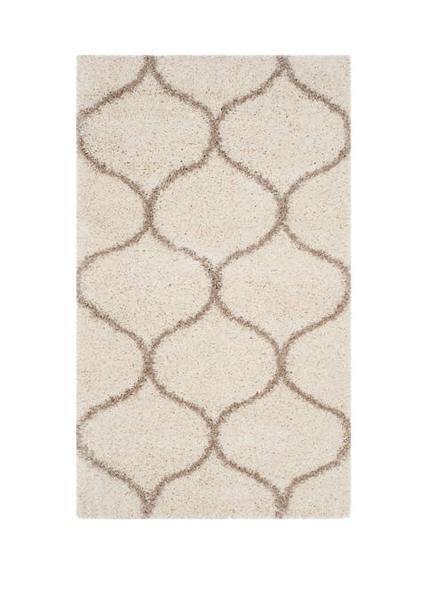 Safavieh Hudson Moroccan Ogee Plush Area Rug Collection
