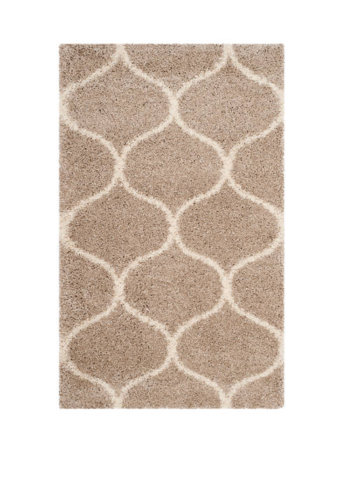 Safavieh Hudson Moroccan Ogee Plush Area Rug Collection