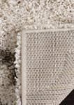 Hudson Shag  Moroccan Quatrefoil  Area Rug  Collection
