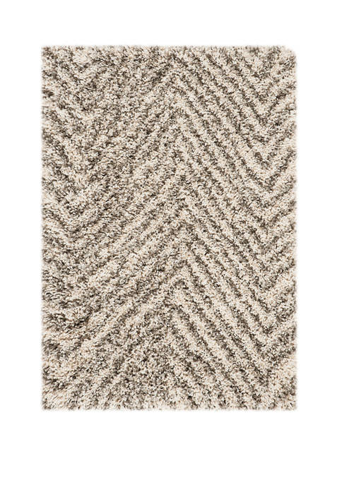 Safavieh Hudson Shag Large Waves Area Rug Collection