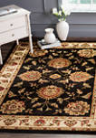 Lyndhurst Ivory Oriental Area Rug Collection