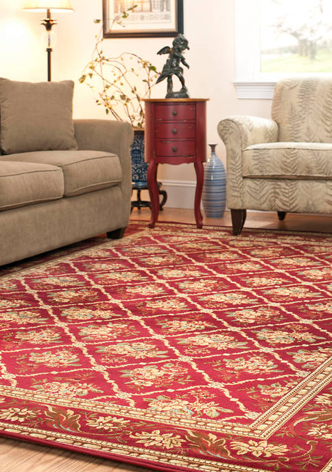 Lyndhurst Ivory  Area Rug Collection
