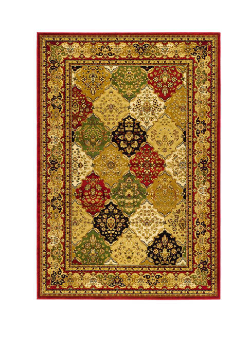 Safavieh Lyndhurst Multi/Ivory Josheghan Area Rug Collection