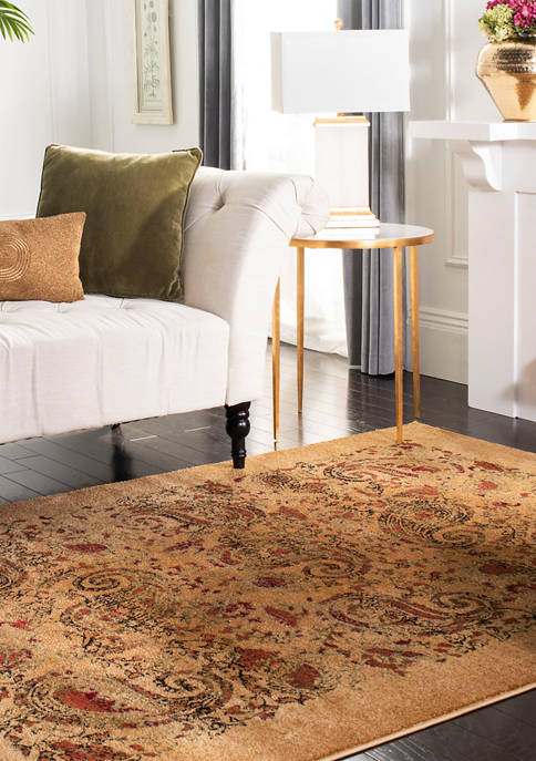 Safavieh Lyndhurst Paisley Beige Area Rug Collection