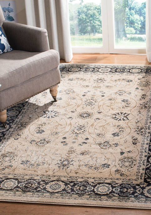 Lyndhurst Anthracite Area Rug Collection