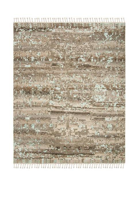 Kenya Beige/Silver Area Rug Collection