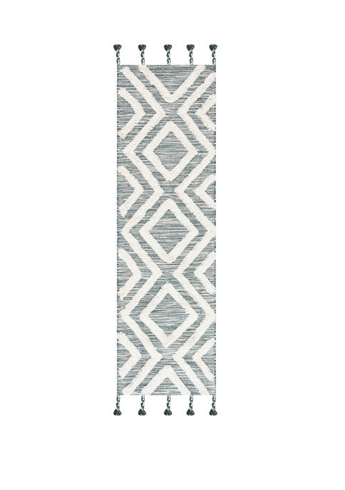 Kenya Symmetrical Tribal Area Rug Collection