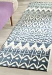 Kenya Handmade Charcoal Premium Wool Area Rug Collection