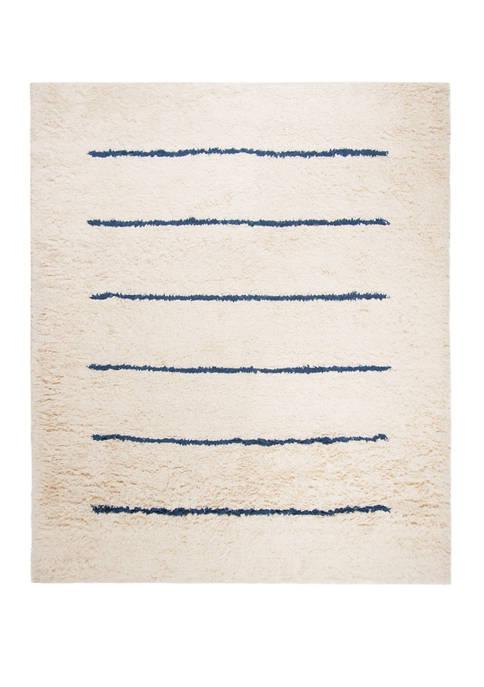 Safavieh Kenya Rivet Motion Modern Patterned Wool Area