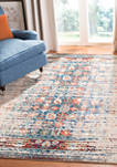 Monaco Modern Abstract Erased Weave Area Rug Collection