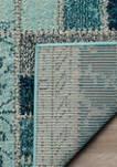 Monaco Chic Repetitive Geometric Area Rug Collection