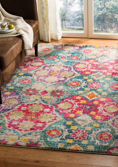 Safavieh Monaco Distressed Boho Area Rug Collection