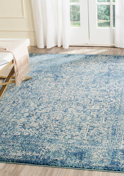 Evoke Touch of Vintage Area Rug Collection