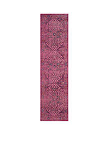 Artisan Fuchsia Pink Area Rug