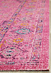 Artisan Fuchsia/Pink 4-ft. x 6-ft. Area Rug