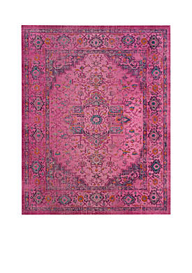 Artisan Fuchsia/Pink 8-ft. x 10-ft. Area Rug