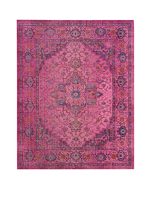 Safavieh Artisan Fuchsia/Pink 8-ft. x 10-ft. Area Rug