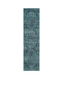 Artisan Light Blue Area Rug