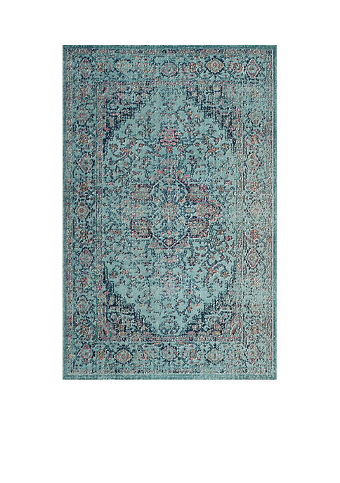 Safavieh Artisan Light Blue 4-ft. x 6-ft. Area