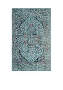 Safavieh Artisan Light Blue 4-ft. x 6-ft. Area Rug