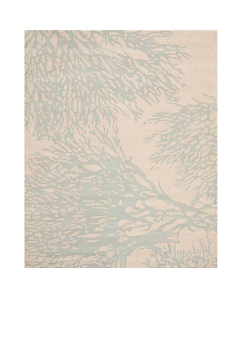Safavieh Bella Beige/Blue 8-ft. x 10-ft. Area Rug