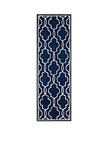 Safavieh Chatham Dark Blue/Ivory 2-ft. 3-in. x 5-ft. Area Rug