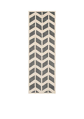 Chatham Dark Gray/Ivory 2-ft. 3-in. x 5-ft. Area Rug