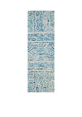 Chatham Blue/Ivory 2-ft. 3-in. x 7-ft. Area Rug