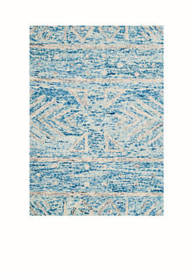 Chatham Blue/Ivory 3-ft. x 5-ft. Area Rug