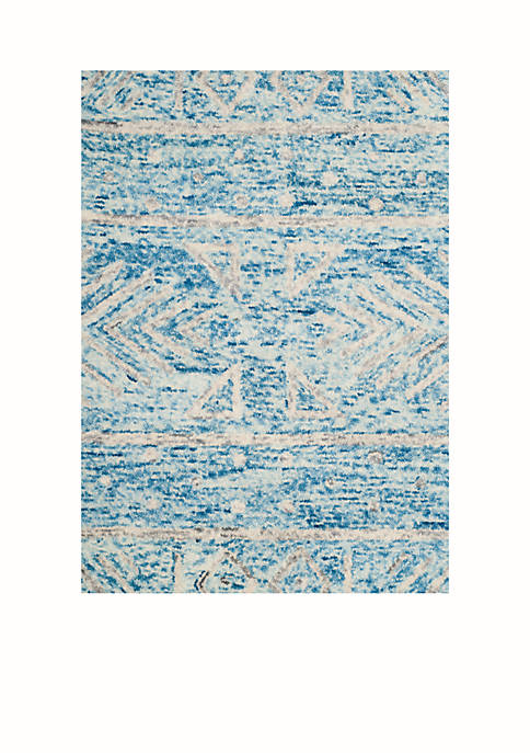 Chatham Blue/Ivory 3-ft. x 5-ft. Area Rug