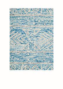 Safavieh Chatham Blue/Ivory 3-ft. x 5-ft. Area Rug