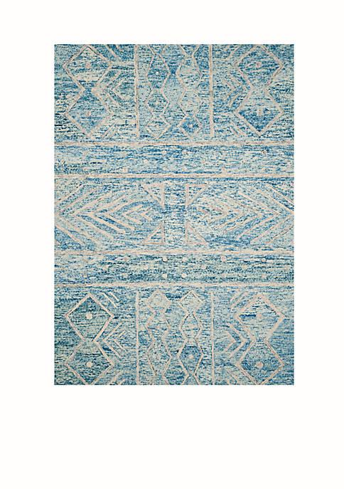 Chatham Blue/Ivory 8-ft. x 10-ft. Area Rug
