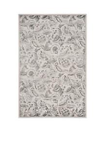 Safavieh Carnegie Silver/Gray 2-ft. 3-in. x 8-ft. Area Rug