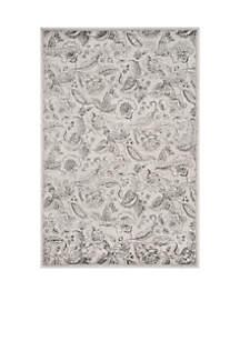 Safavieh Carnegie Silver/Gray 3-ft. x 5-ft. Area Rug