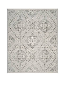 Carnegie Silver/Gray Area Rug 9-ft. x 12-ft.