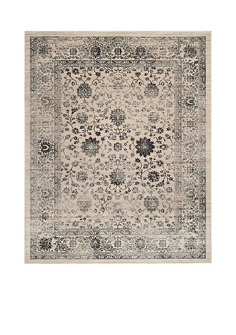 Safavieh Evoke Beige/Blue Area Rug 9-ft. x 12-ft.