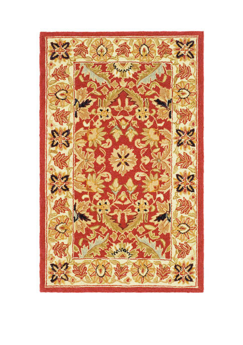 Chelsea Kashan Patterned Area Rug Collection