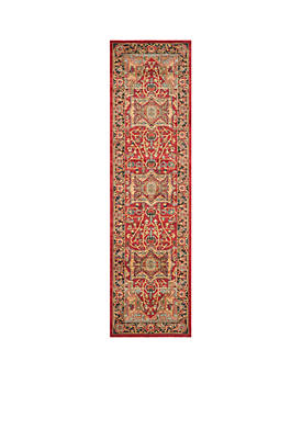 Mahal Natural/Navy Area Rug 2-ft. 2-in. x 4-ft.